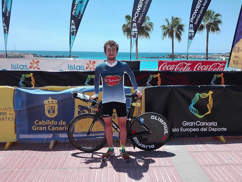 pierogi na Challenge Gran Canaria