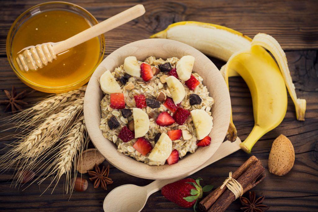 pyszne i zdrowe śniadanie