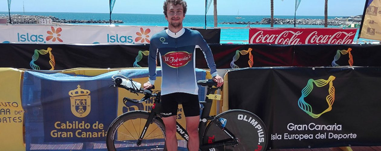 16 miejsce w Challenge Gran Canaria