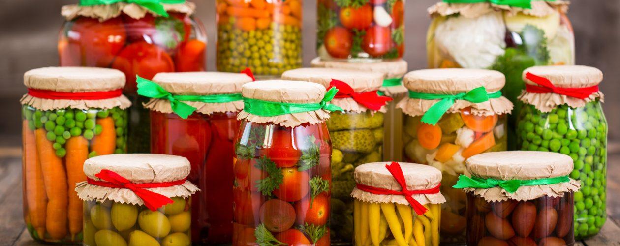 Piklowanie Warzyw i Owoców