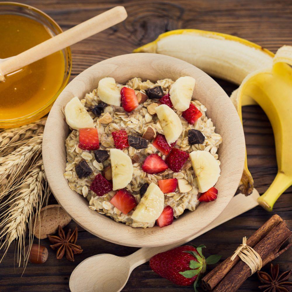 Owsianka – zdrowe i smaczne śniadanie