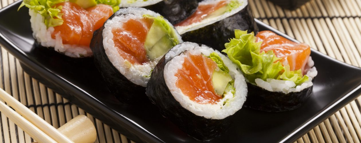 Sposób na dobre i tanie, domowe sushi