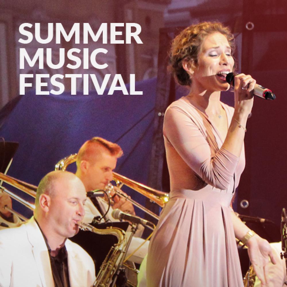 Sponsorujemy Summer Music Festival Wieliczka 2018