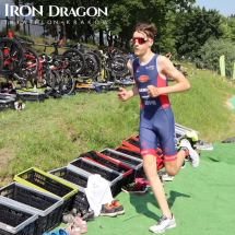 triathlon, iron dragon, kryspinów