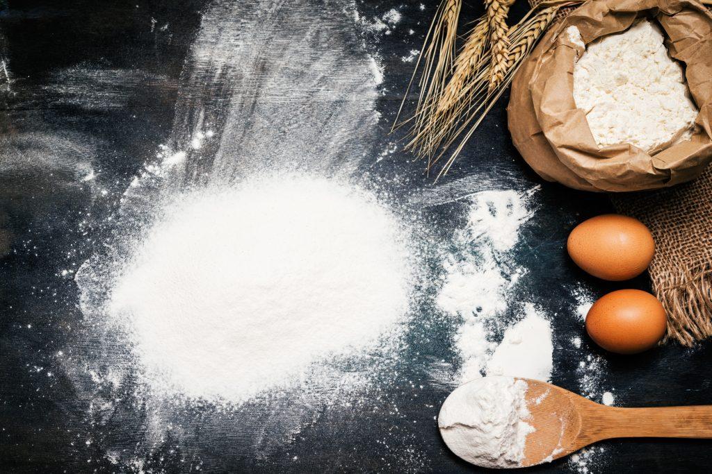 zamienniki mąki bezglutenu