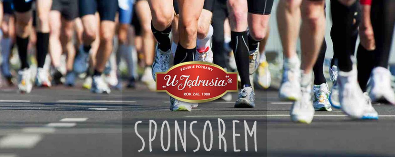 Jesteśmy sponsorem Lisieckiego Półmaratonu