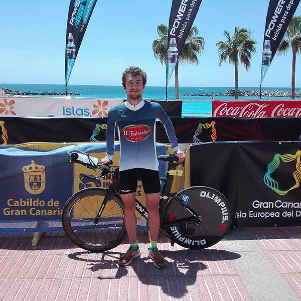 16 miejsce wChallenge Gran Canaria