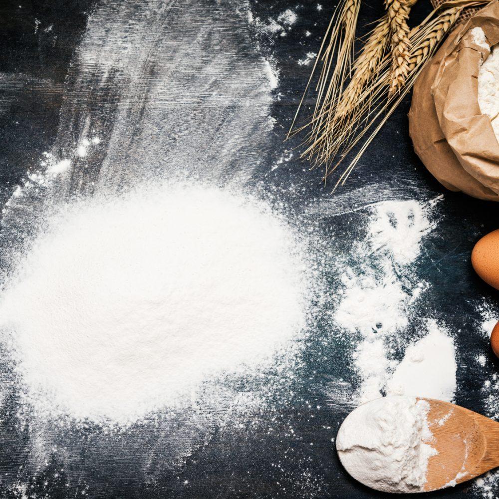 Co zamiast mąki pszennej? Pyszne izdrowe mąki bezglutenowe.