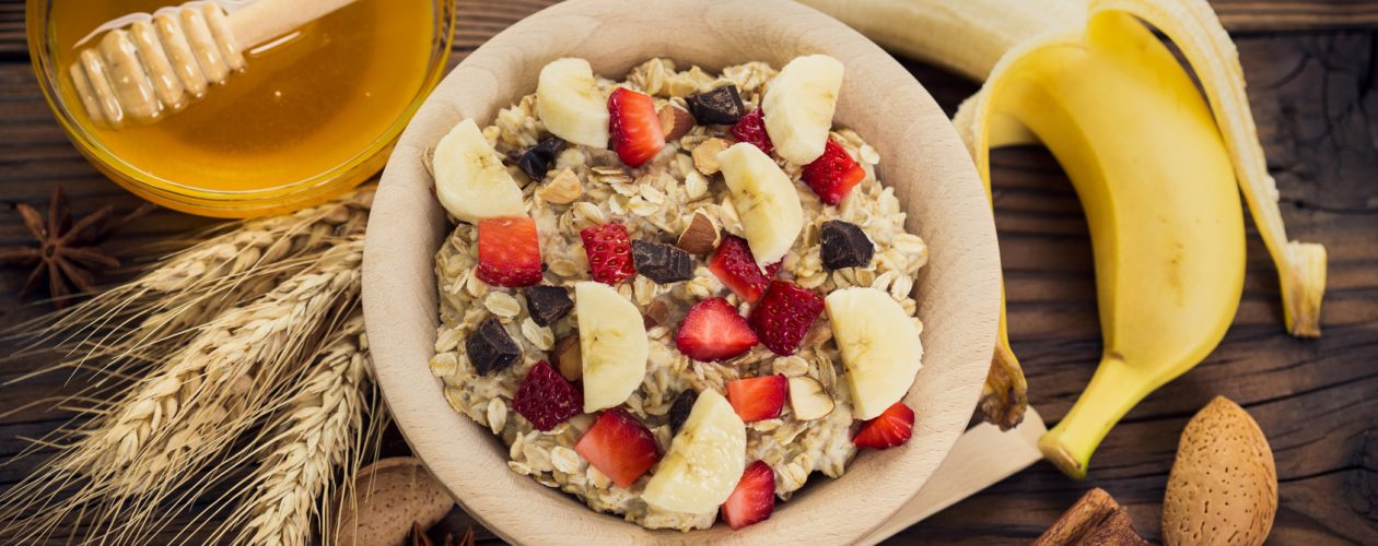Owsianka – zdrowe ismaczne śniadanie
