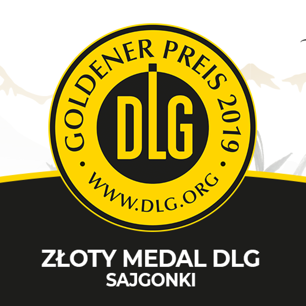 Złoty medal DLG
