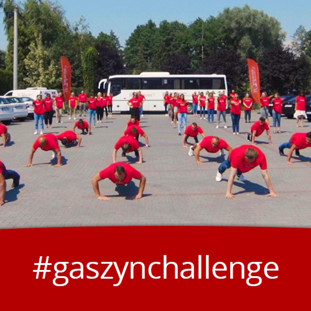 #gaszynchallenge – zbiórka dla Hani zakończona!