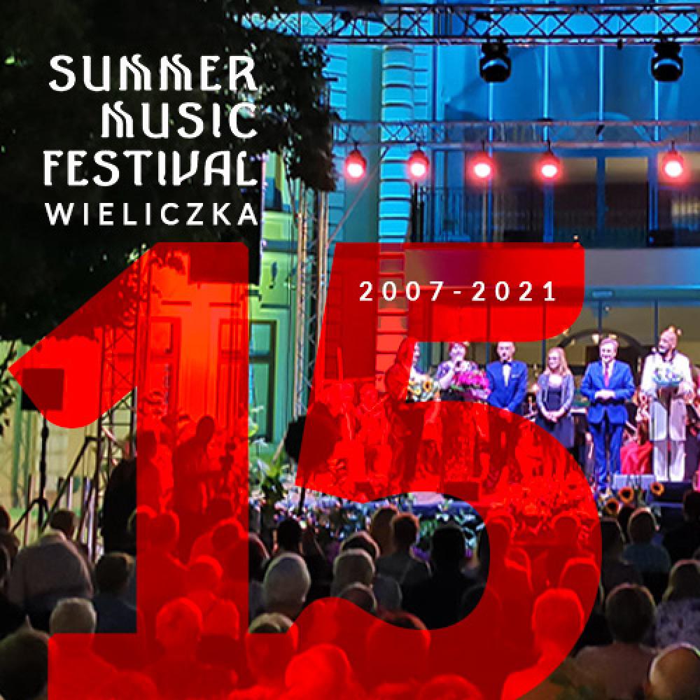 15. Summer Music Festival wWieliczce