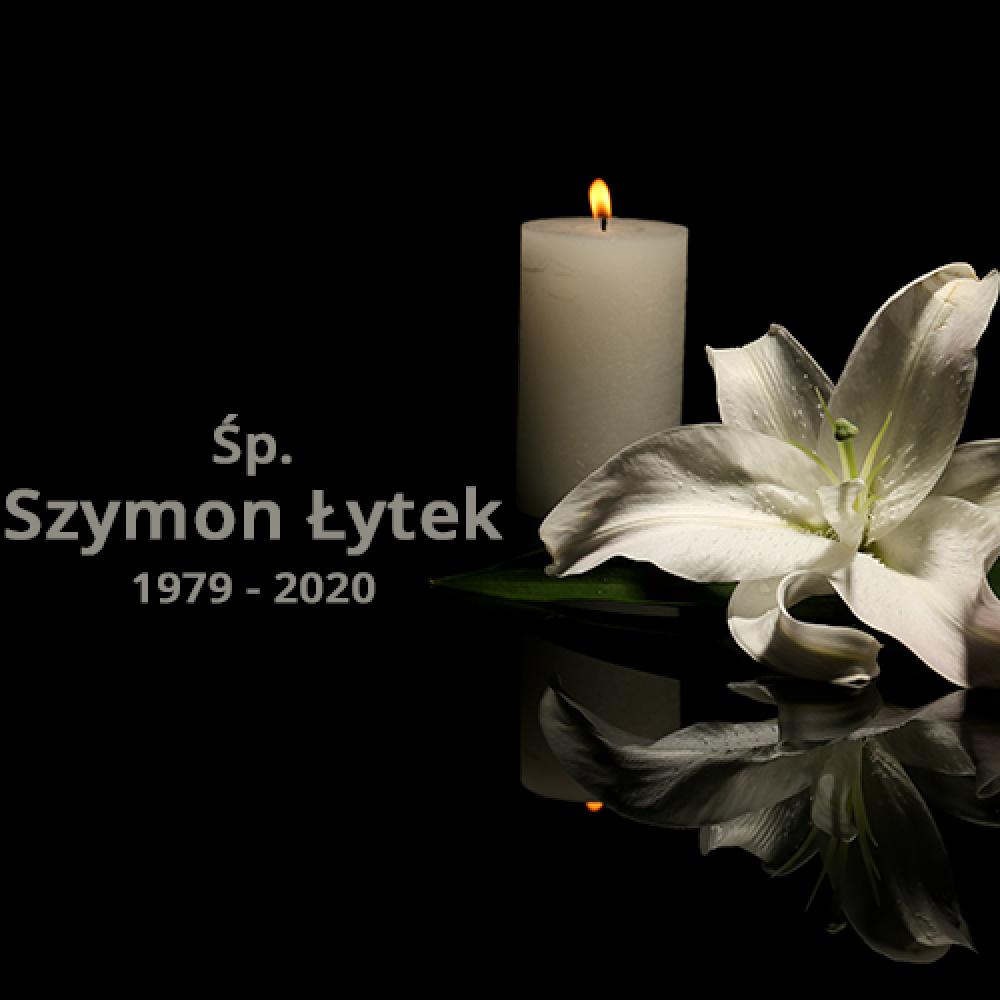 Zmarł Pan Szymon Łytek
