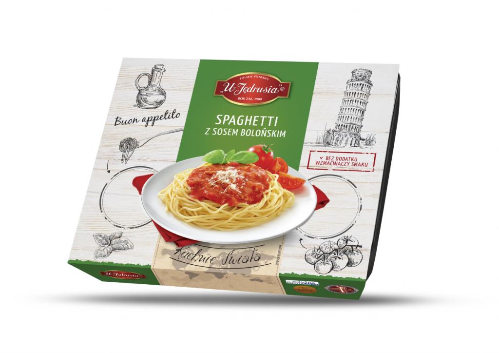 Spaghetti zsosem bolońskim